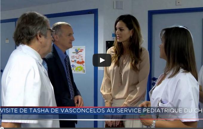 L'Association AMOR soutient les enfants à l'hôpital de Monaco